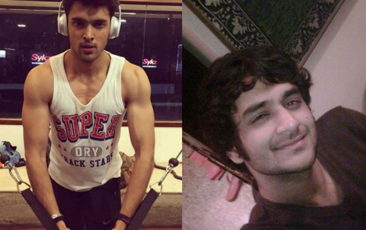 Parth Samthaan and Vikas Gupta