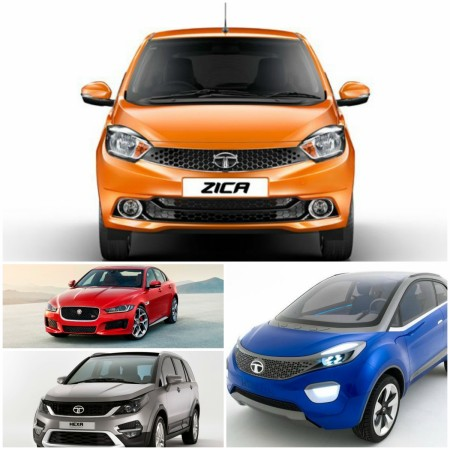 Auto Expo 2016: Tata Motors to showcase Zica, Kite compact sedan, Hexa and Nexon