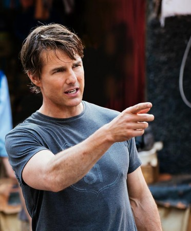 Tom Cruise is all set to star in 'The Mummy' reboot.