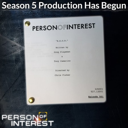 Person of Interest season 5 confirmed