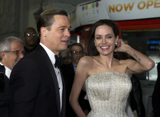 Brad Pitt and Angelina Jolie are reportedly planning to move to London
