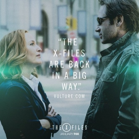 'The X-Files' is back