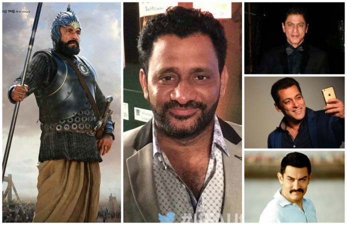 Resul Pookutty says Katappa is more popular than three Khans of Bollywood