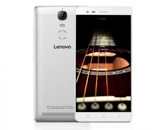 Everything about Lenovo K5 Note