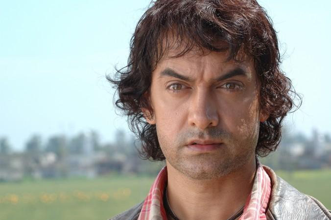 Aamir Khan's rare photo from 'Rang De Basanti'