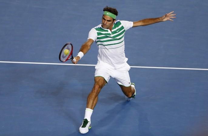 Roger Federer Australian Open 2016