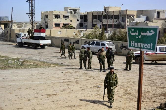 Syria Daraa