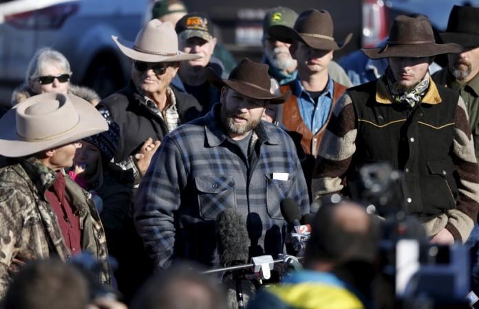 Oregon standoff