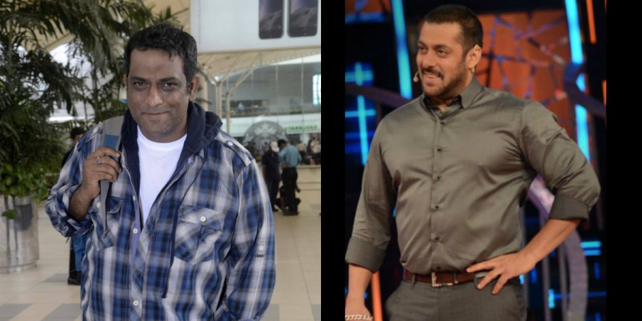 Anurag Basu miffed with Salman Khan