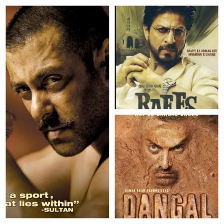 Trio Khans' clash: Salman, Shah Rukh, Aamir to compete in 2016 again