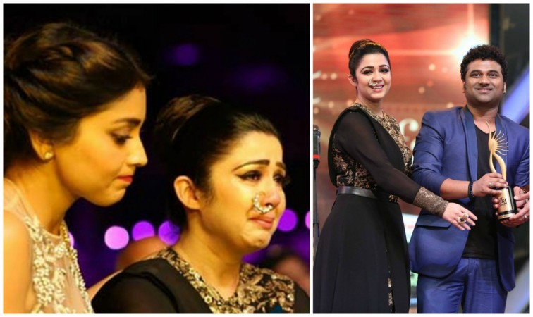 Here is why Charmme Kaur burst into tears during IIFA Utsavam