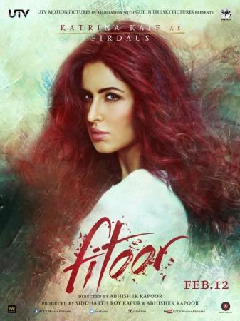 Katrina Kaif in 'Fitoor'