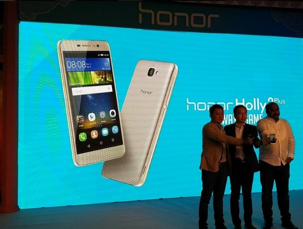 Huawei Honor Holly 2 Plus sale begins on Flipkart and Amazon India Feb. 15