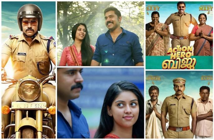 Action Hero Biju celebrity review