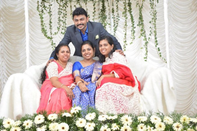 RJ Mathukutty marries Tinsy Thomas