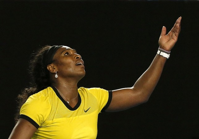 Serena Williams Australian Open 2016 final