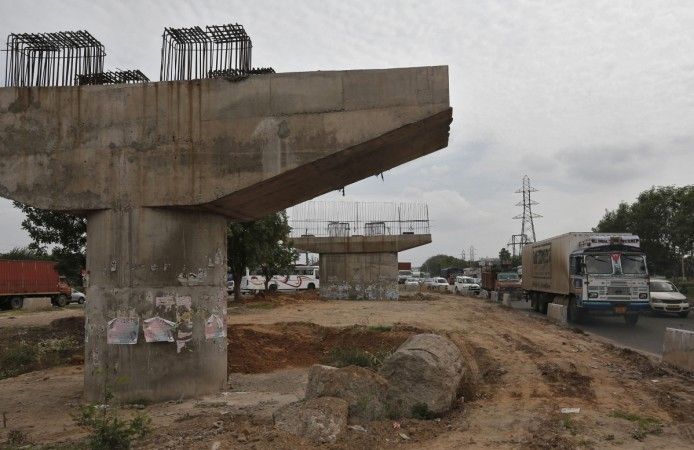 Infra construction