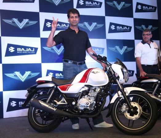 Bajaj V Motorcycle