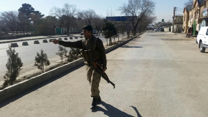 Kabul blast
