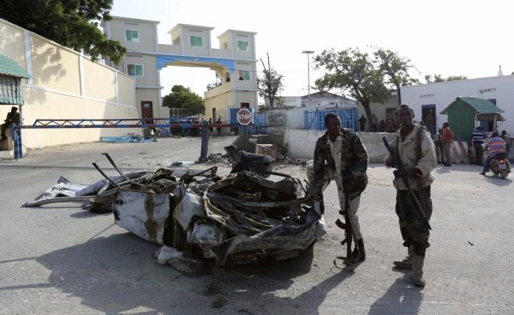 Presidential palace somalia