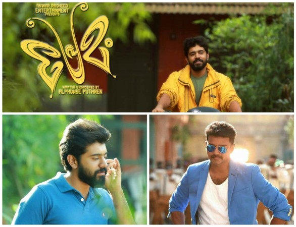 Vijay appreciates Nivin Pauly and Premam team