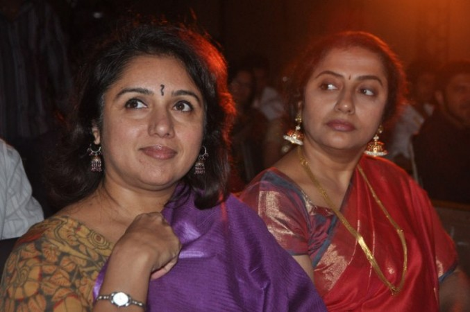Revathy and Actress Suhasini Mani Ratnam