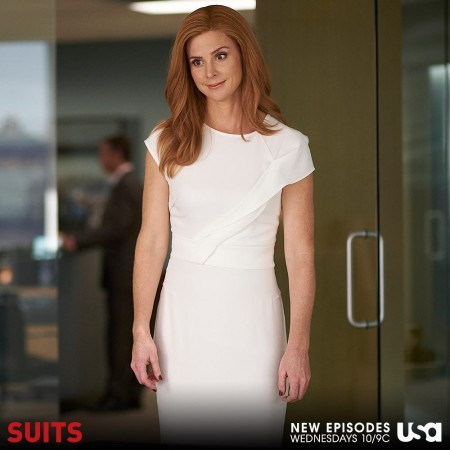 """Donna has returned to Harvey as of """"Suits"""" Season 5 Episode 11"""