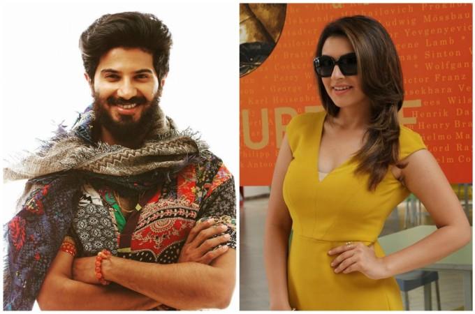 Dulquer Salmaan not pairing up with Hansika Motwani