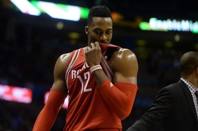 Dwight Howard Houston Rockets