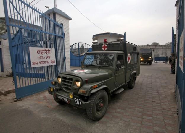 IAF base