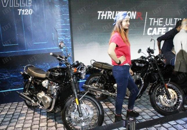 Triumph's next-gen Bonneville motorcycles