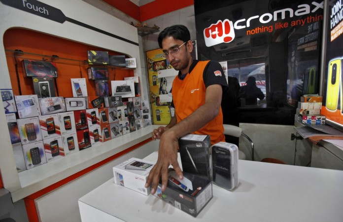 Micromax third largest mobile brand in Russia