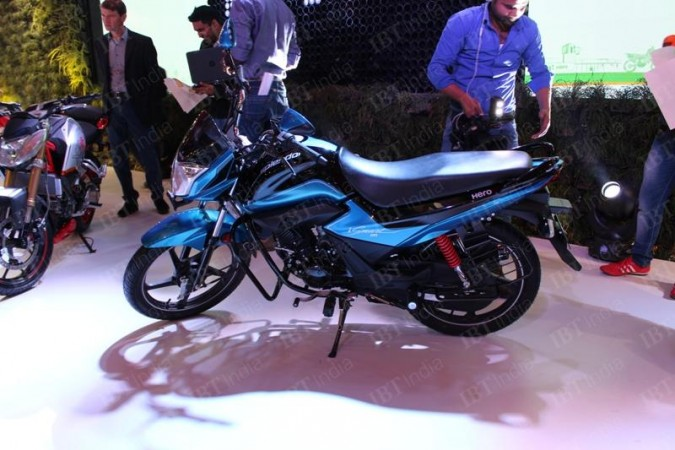Auto Expo 2016: Hero MotoCorp's first in-house bike Splendor iSmart 110 and more