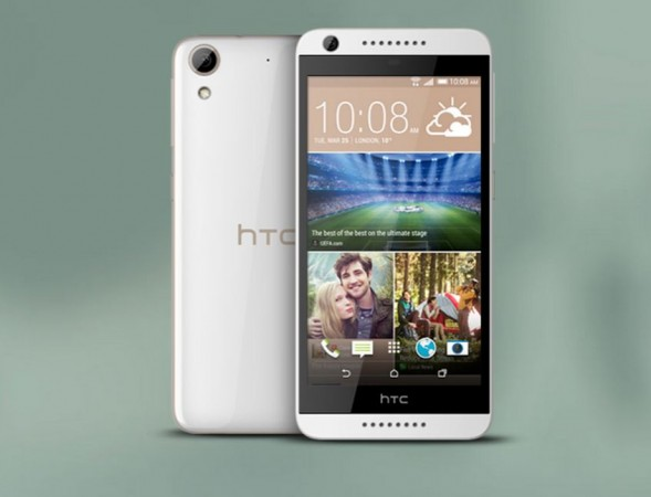 HTC Desire 626 with MediaTek Octa-core SoC launched in India