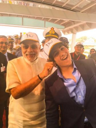 Akshay Kumar's proud moment when PM Narendra Modi pulled son Aarav's ear
