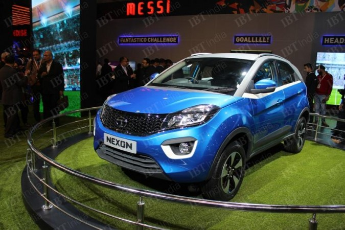 Tata Nexon Compact Suv To Be Launched By May Report