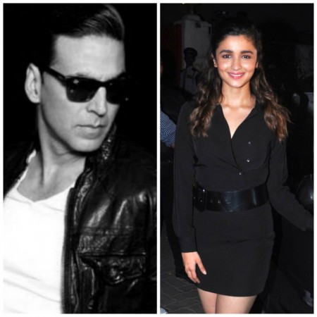 Alia Bhatt and Akshay Kumar to share screen space