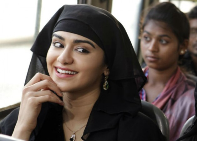 Adah Sharma in Garam