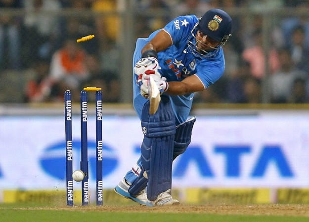 Suresh Raina India