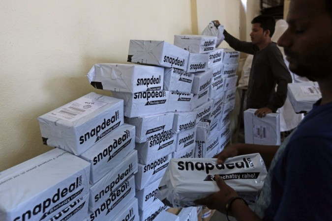 Snapdeal's wallet on delivery goes live