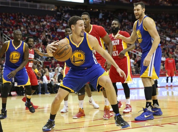 Golden State Warriors, Klay Thomspon