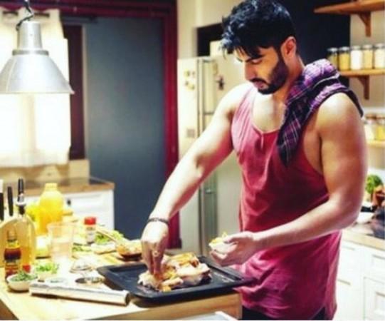 Arjun Kapoor in 'Ki and Ka' as house husband