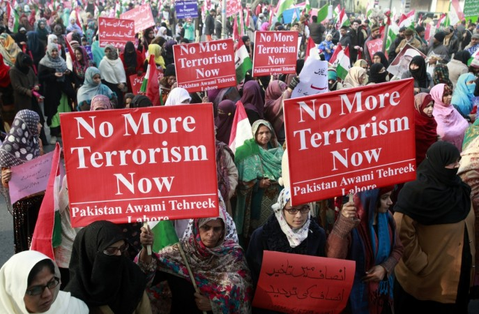 Pakistan ISIS