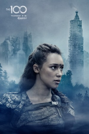 Watch the Thrones will see Lexa proving her worth as a warrior