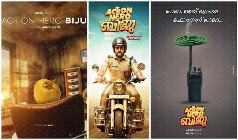 Action Hero Biju Box Office Collection