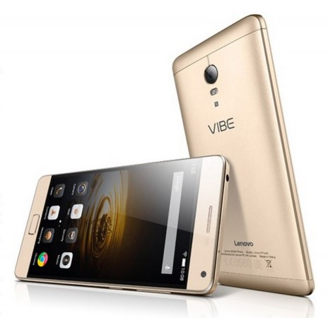 Lenovo launches new Vibe P1 Turbo with 16MP camera