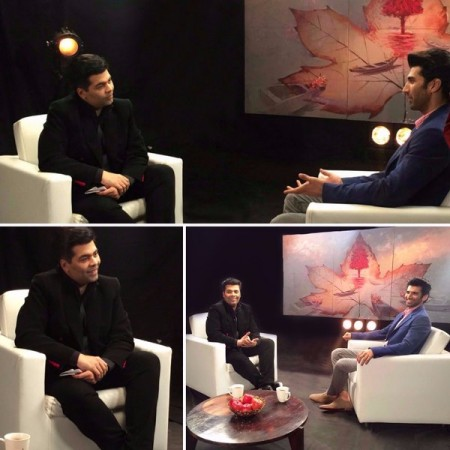 Aditya Roy Kapur on Koffee with Karan