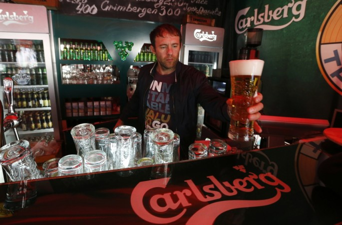 Carlsberg turns profitable