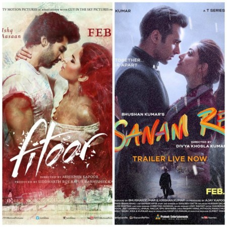 'Fitoor' or 'Sanam Re'