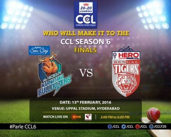CCL 6 Semi Final